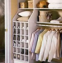 Elegant Closet Organizers