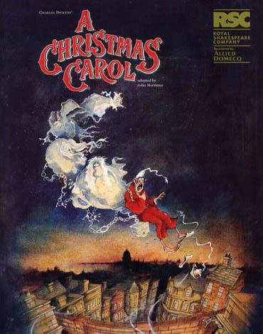 John Marley Christmas Carol